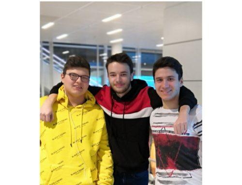 Meet An Intern: Patryk, Johann, Florian